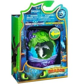 Spin Master Hidden World Playset - White Dragon