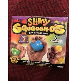 Horizon USA Craft Kit Slimy Squoosho-O's