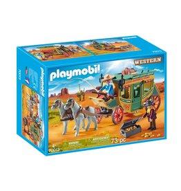 Playmobil Playmobil Western Stagecoach