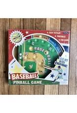 Schylling Toys Baseball Pinball Game