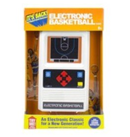Schylling Toys Game Electronic Basketball