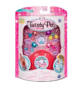 Twisty Petz Twisty Petz Babies - Sunny & Hunny Unicorn, Zag & Zig Koala