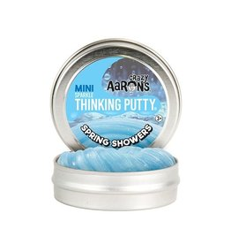 Crazy Aaron Putty Crazy Aaron's Thinking Putty - Sparkle Spring Showers Mini Tin