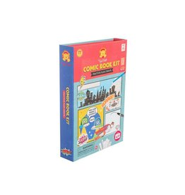 Schylling Toys Comic Book Kit