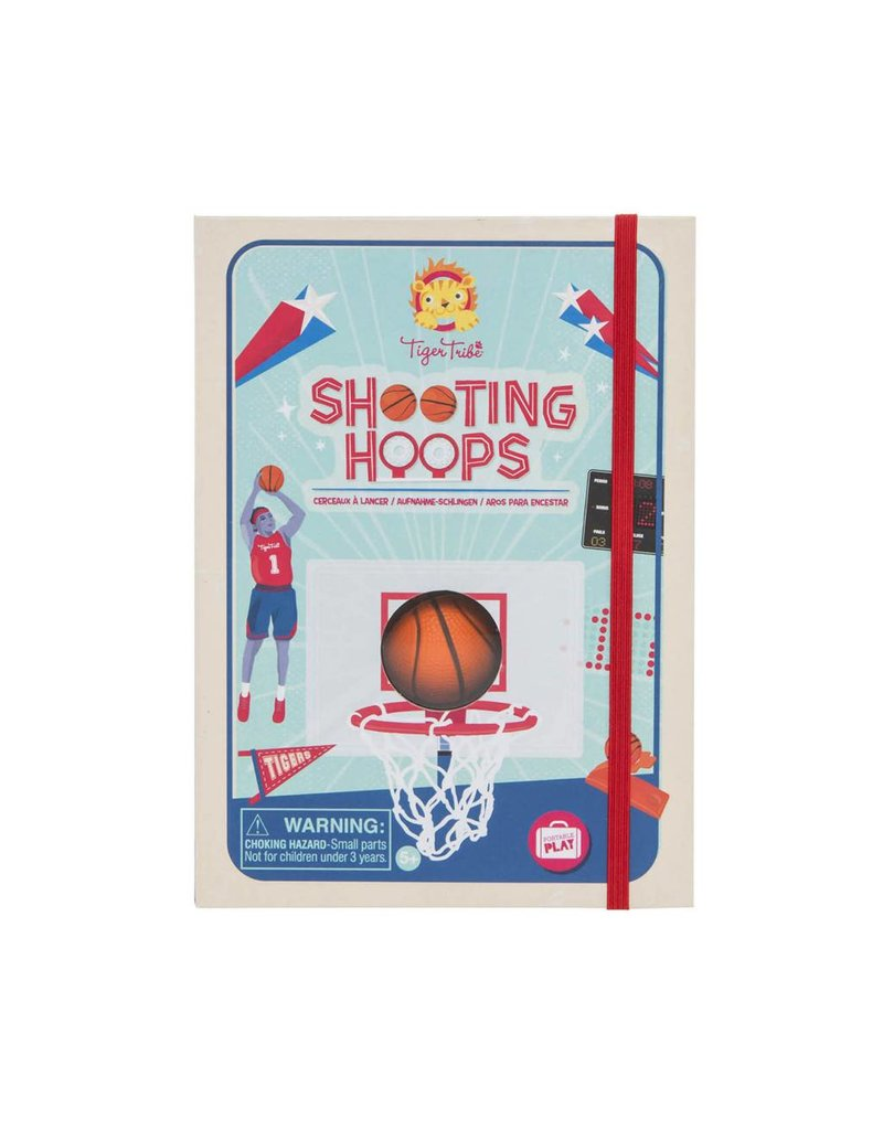 Tiger Tribe Tiger Tribe Activity Pack - Shooting Hoops