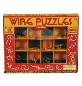 Tiger Tribe Tiger Tribe Wire Puzzles