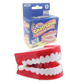 Schylling Toys Novelty Chattering Teeth