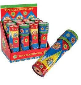Schylling Toys Novelty Classic Tin Kaleidoscope