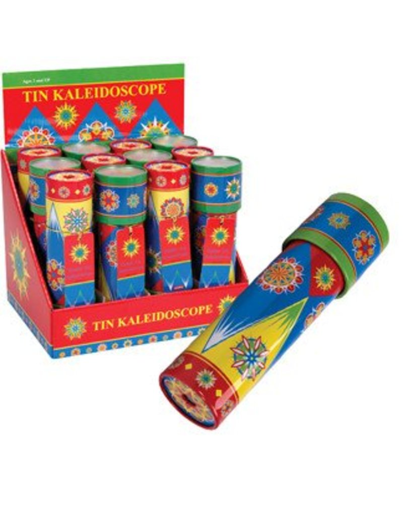 Schylling Toys Classic Tin Kaleidoscope