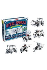 Schylling Toys Steel Works - Mechanical Multi-Model Set