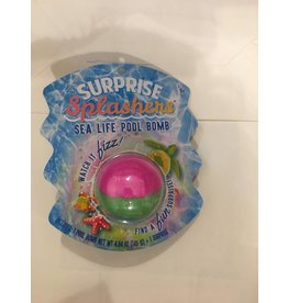 Horizon USA Surprise Splashers Sea Life Pool Bomb