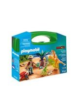 Playmobil Playmobil Dino Explorer Carry Case