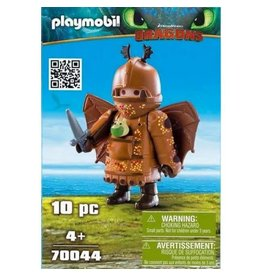 Playmobil Playmobil Fishlegs with Flight Suit