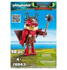 Playmobil Playmobil Snotlout with Flight Suit