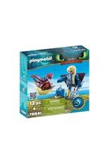Playmobil Playmobil Astrid with Hobgobbler
