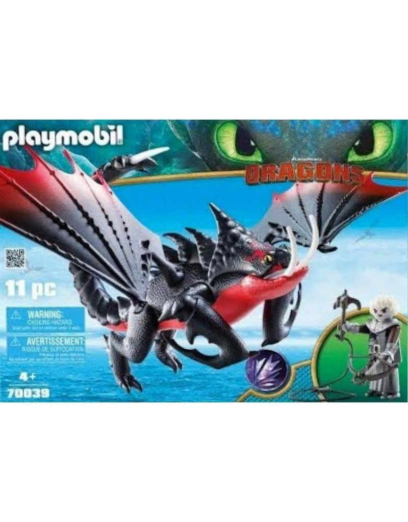 Playmobil Playmobil Deathgripper with Grimmel