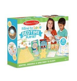 Melissa & Doug Mine to Love - Bedtime Play Set
