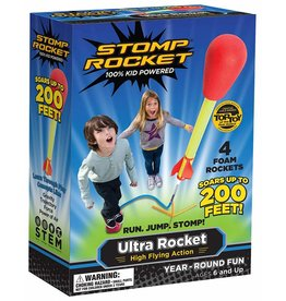 D&L Company LLC Stomp Rocket - Ultra Rocket