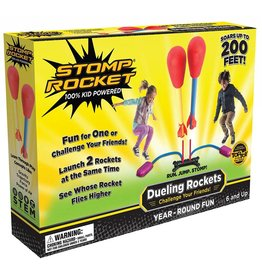 D&L Company LLC Stomp Rocket - Dueling
