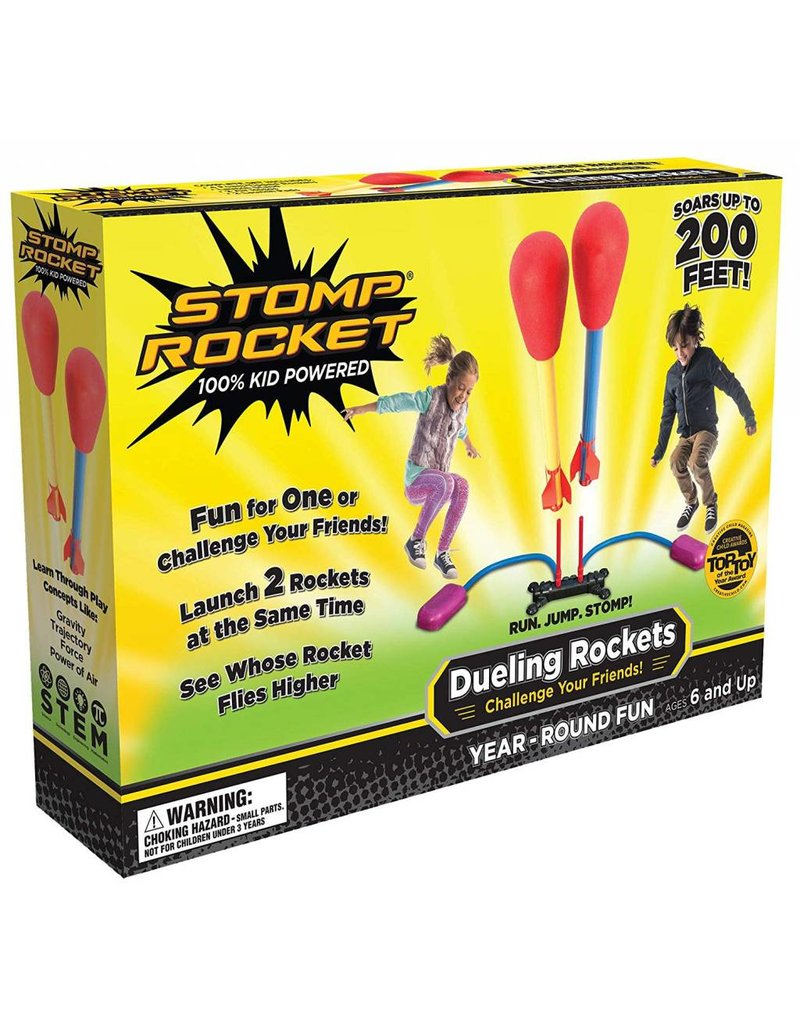D&L Company LLC Stomp Rocket - Dueling