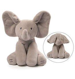 Gund Plush Flappy the Elephant - Animated