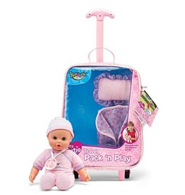Epoch Pack 'n Play Baby Doll
