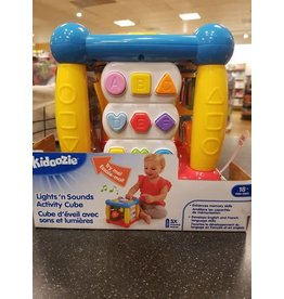 Epoch Baby Lights 'n Sounds Activity Cube