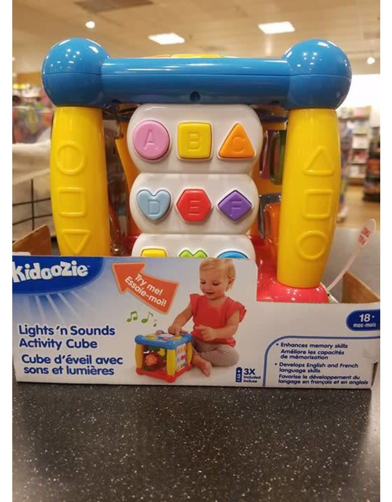 Epoch Lights 'n Sounds Activity Cube