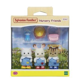 Epoch Calico Critters Nursery Friends Set