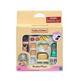 Epoch Calico Critters Breakfast Playset