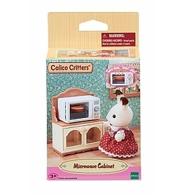 Calico Critters Calico Critters Microwave Cabinet