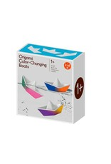 Kid O Kid O Origami Color Changing Boats