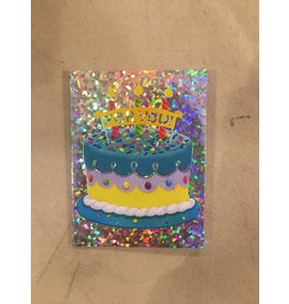Playhouse For You! Birthday Cake Birthday Card