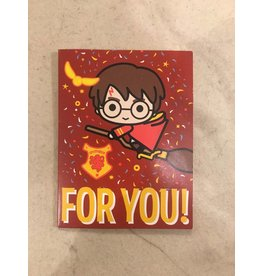 Playhouse Harry Potter Birthday Card