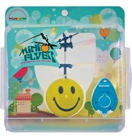 Mukikim Mini Flyer Smiley (Plastic Box)