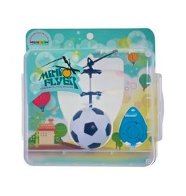 Mukikim Mini Flyer Soccer (Plastic Box)
