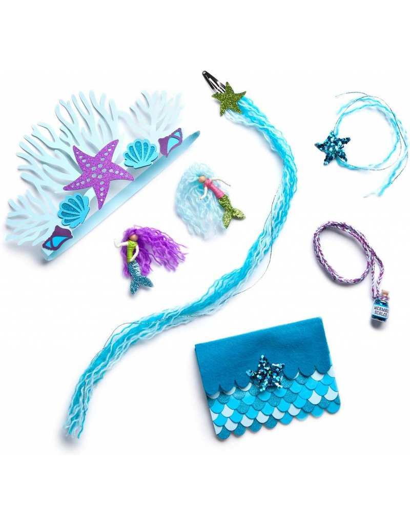 Ann Williams Group Craft Tastic I Love Mermaids