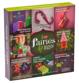 Ann Williams Group Craft-Tastic I LOVE Fairies Kit