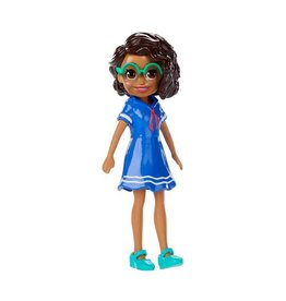 Polly Pocket Polly Pocket - Shani (Blue Dress)