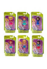 Polly Pocket Polly Pocket - Polly (Purple & Pigtails)