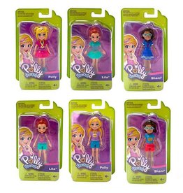 Polly Pocket Polly Pocket - Polly (Pink & Pigtails)