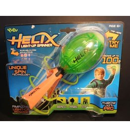 Hog Wild Helix Light-Up Spinner