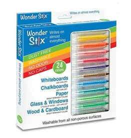 The pencil Grip Wonder Stix 24 set