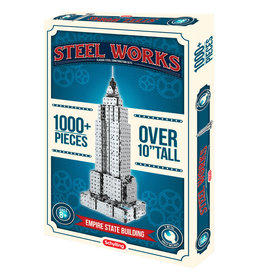 Schylling Toys Steel Works - Empire State Building