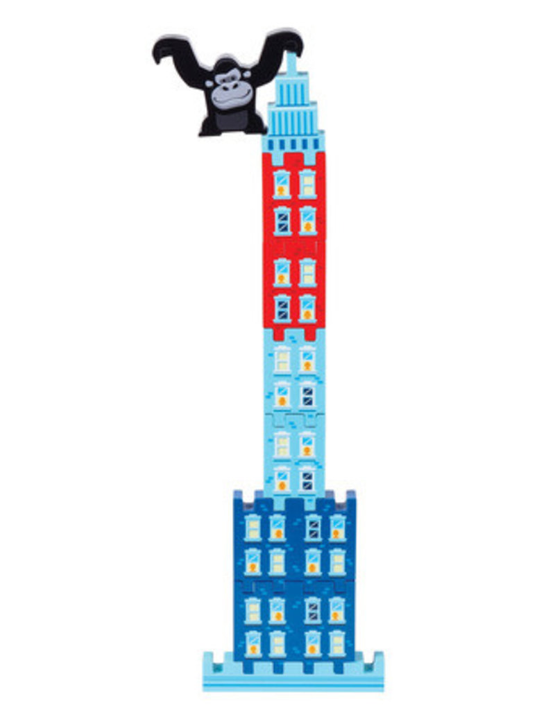 Schylling Toys Monkey Business Stack & Play