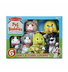 Melissa & Doug Pet Buddies