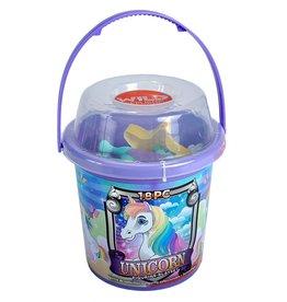 Wild Republic Unicorn Bucket (18 piece)