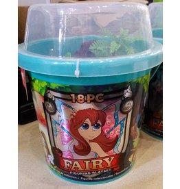Wild Republic Bucket - Fairy (12 Pieces)