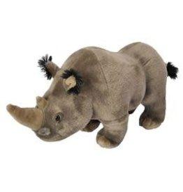 Wild Republic Plush Adult Rhino
