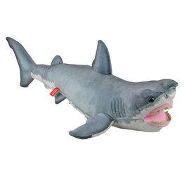 Wild Republic Plush Living Ocean Great White Shark